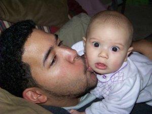 Hannah & Daddy