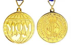 mom medal