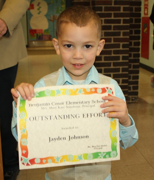 I was able to attend my son's award ceremony during the day with no problem.