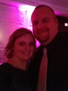 date night selfie