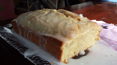 Lemon Poppy Bread