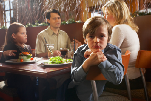 What does it really mean to be kid friendly for Kid friendly restaurants