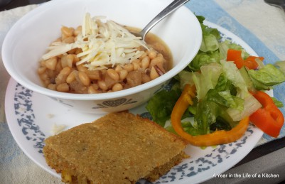 White Bean Apple Chili