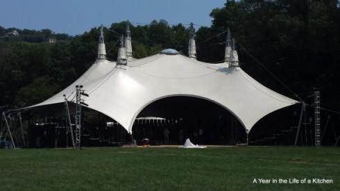 Shakespeare Tent