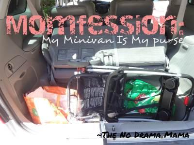 Minivan mess
