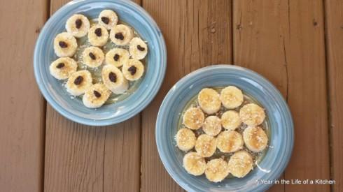 Decorated Bananas