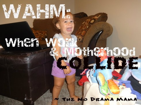 WAHM Title Photo