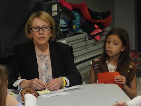 Assemblywoman Aileen Gunther