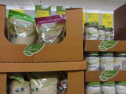 Organic at Aldi