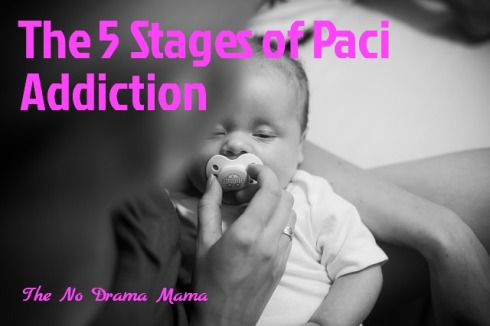 Paci Addiction