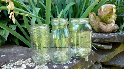 Xylophone jars