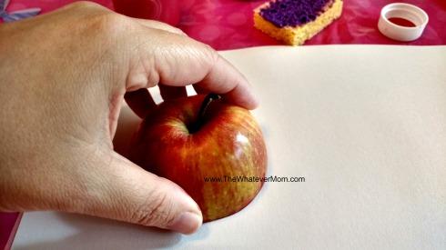 apple-print