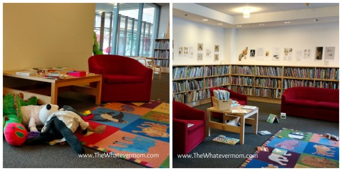 ecarle-library-collage
